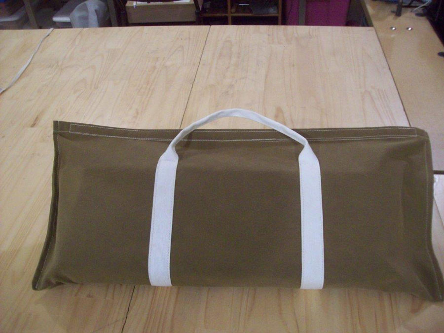 Brown-canvas-bag